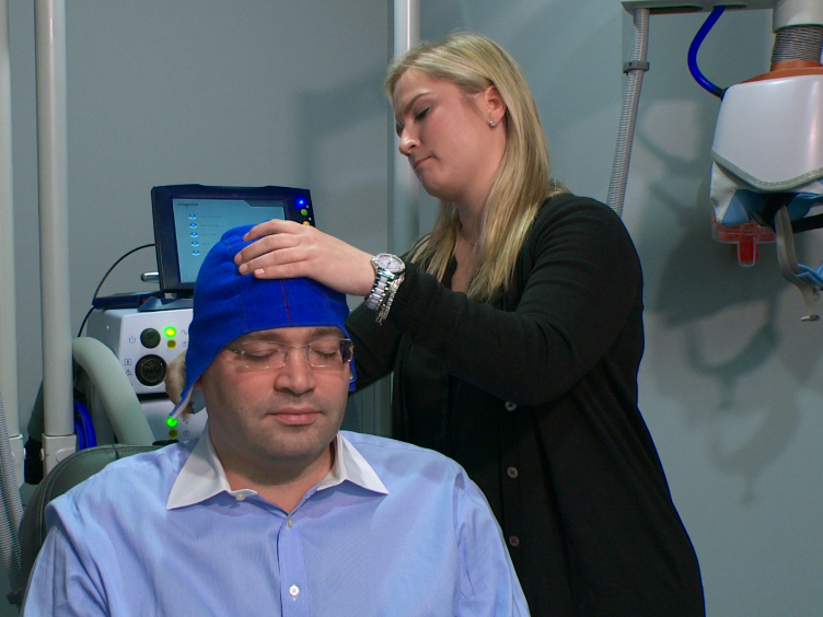 How to Use the H1 Deep Transcranial Magnetic Stimulation Coil for