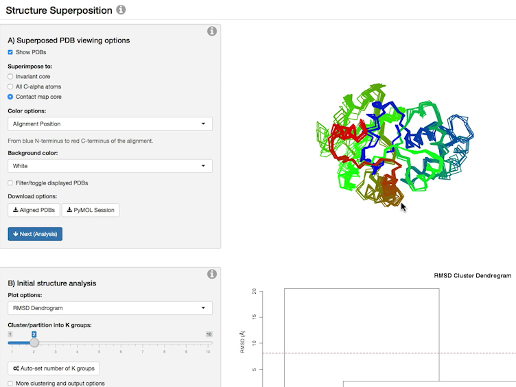 Investigating Protein Sequence-structure-dynamics