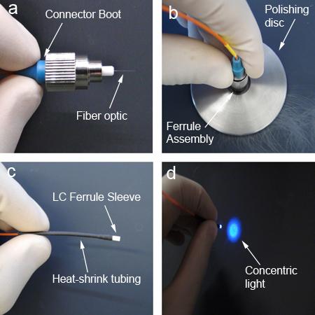 Fiber-optic Implantation for Chronic Optogenetic Stimulation of