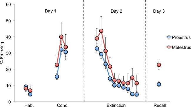 Protocol for Studying Extinction of Conditioned Fear in