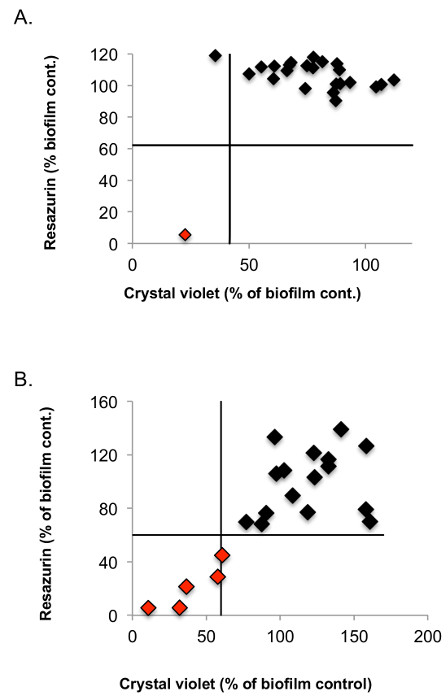 A Platform of Anti-biofilm Assays Suited to the Exploration