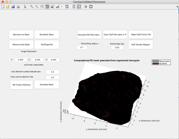 Creating a Structurally Realistic Finite Element Geometric
