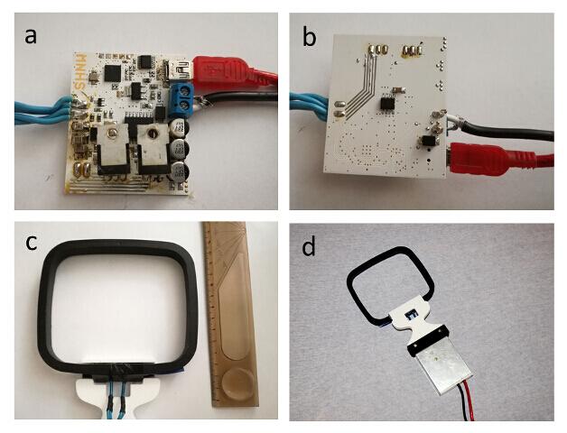 Autonomous and Rechargeable Microneurostimulator