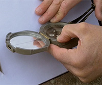 Determining Spatial Orientation of Rock Layers with the Brunton Compass thumbnail