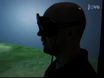 Human Fear Conditioning Conducted in Full Immersion 3-Dimensional Virtual Reality  thumbnail