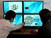 متوسط الفيروسية مغلف جلايكوبروتين المسامير من الكترون Cryotomography إعادة بناء باستخدام Jsubtomo thumbnail