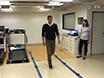 التقييم السريري للالزماني المكاني المشية معلمات في المرضى وكبار السن thumbnail