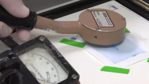 Analysering av proteinkinaseaktivitet med radiomerket ATP thumbnail