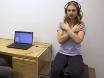 A Vibrotactile Feedback Device for Seated Balance Assessment and Training thumbnail